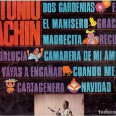 Discos de vinilo: L-P VINILOS LO MEJOR DE ANTONIO MACHINDE ANTONIO MACHIN. Lote 71976727