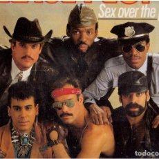 Discos de vinilo: L-P VINILOS VILLAGE PEOPLE NEW YORK CITY VINYL LP EX/EX 1985. Lote 71977167