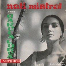 Discos de vinilo: NATI MISTRAL / LOS MOZOS DE MONLEON / EL ZORONGO / LOS PELEGRINITOS + 1 (EP 1962). Lote 72014771