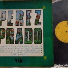 Discos de vinilo: PEREZ PRADO Y SU ORQUESTA. Lote 72027943
