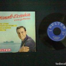 Discos de vinilo: MANOLO ESCOBAR Y SUS GUITARRAS. Lote 72038223