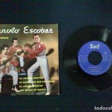 Discos de vinilo: MANOLO ESCOBAR Y SUS GUITARRAS. Lote 72038359