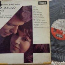 Discos de vinilo - El Estilo mágico de Ronnie Aldrich - Decca - 1965 - 72041987