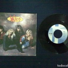 Discos de vinilo: VIXEN HOW MUCH LOVE. Lote 72042147