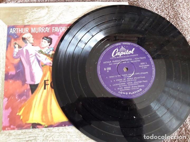 ARTHUR MURRAY FAVORITES / FOX TROTS / CAPITOL / DIFÍCIL (Música - Discos - LP Vinilo - Otros estilos)