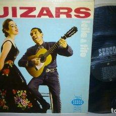 Discos de vinilo: THE SINGING GUIZARS LEILA & TITO. SEECO.. Lote 72147655