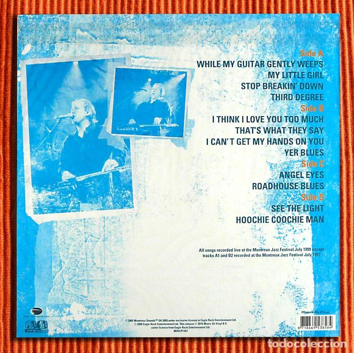 Discos de vinilo: THE JEFF HEALEY BAND - LIVE IN SWITZERLAND 180g 2LP Audiófilo Music On Vinyl Precintado - Foto 2 - 72150207