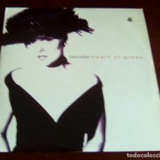 Discos de vinilo: BLONDIE - HEART OF GLASS - MAXI SINGLE.12 - DOBLE MAXI 2 VINILOS - IMPORTACION USA. Lote 72156387