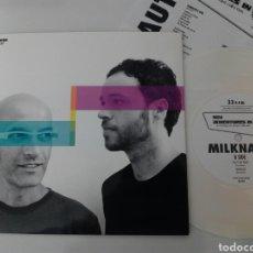 Discos de vinilo: MILKNAUT 2011 GUMBOOTS GIRL, NUEVO. Lote 72163533