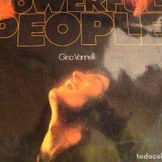 Discos de vinilo: GINO VANNELLI.POWERFUL PEOPLE.. Lote 72197767