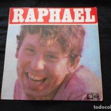Discos de vinilo: RAPHAEL DE LA PELICULA EL GOLFO. Lote 270536603