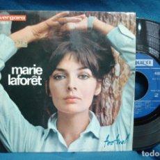Discos de vinilo: - MARIE LAFORÊT - IVAN, BORIS ET MOI + 3 - VERGARA - VERGARA 1967. Lote 72209819