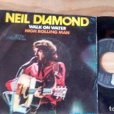 Discos de vinilo: SINGLE (VINILO) DE NEIL DIAMOND AÑOS 70. Lote 72212463