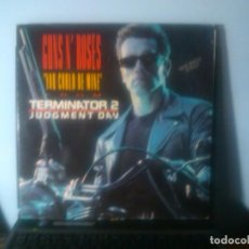 Discos de vinilo: GUNS N' ROSES - YOU COULD BE MINE (BSO TERMINATOR 2) . Lote 72235987