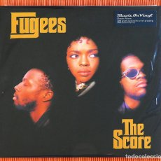 Discos de vinilo: FUGEES - THE SCORE 180G AUDIOPHILE 2 LP MUSIC ON VINYL PRECINTADO. Lote 72236183