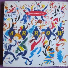 Dischi in vinile: MAXI - ARROW - GROOVE MASTER (SPAIN, MANGO RECORDS 1988). Lote 72236739