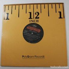 Discos de vinilo: LP RENE & ANGELA, SAVE YOUR LOVE, POLYGRAM 1984 USA BS 880 731, MUY RARO, VINILO. Lote 72239435