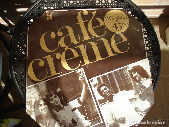 CAFE CREME.MAXI-SINGLE A 45 RPM. (Música - Discos de Vinilo - Maxi Singles - Pop - Rock Extranjero de los 70)