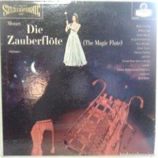 Discos de vinilo: KARL BÖHM - THJE MAGIC FLUTE - 1961 - LONDON OS 25046. Lote 72260479