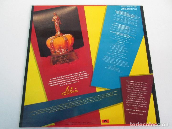Discos de vinilo: DOS DISCOS VINILO. GLORIA GAYNOR. I HAVE A RIGHT. PARK AVENUE SOUND. VER FOTOGRAFIAS ADJUNTAS - Foto 6 - 72266687