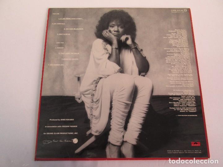 Discos de vinilo: DOS DISCOS VINILO. GLORIA GAYNOR. I HAVE A RIGHT. PARK AVENUE SOUND. VER FOTOGRAFIAS ADJUNTAS - Foto 11 - 72266687