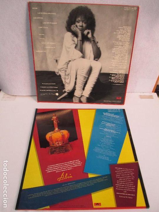 Discos de vinilo: DOS DISCOS VINILO. GLORIA GAYNOR. I HAVE A RIGHT. PARK AVENUE SOUND. VER FOTOGRAFIAS ADJUNTAS - Foto 12 - 72266687