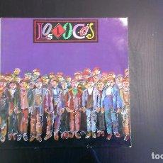 Discos de vinilo: LP LOS LOCOS LOS LOCOS ASTURIAS GRUPOS ASTURIANOS. Lote 72287879