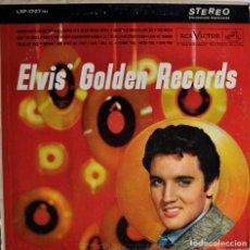 Discos de vinilo: ELVIS'GOLDEN RECORDS. Lote 72296287