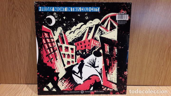 Discos de vinilo: FLOY JOY. FRIDAY NIGHT IN THIS COLD CITY. MAXI SG / VIRGIN - 1986 / MBC. ***/*** - Foto 2 - 72320571