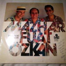 Discos de vinilo: MAZHAR FUAT OZKAN RAREZA MUSICAL. Lote 72335543