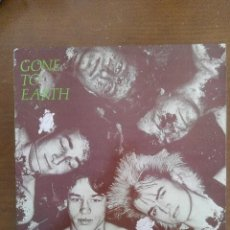 Discos de vinilo: GONE TO EARTH LIFE & BURIED. Lote 72352067