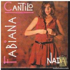 Vinyl-Schallplatten - FABIANA CANTILO Y LOS PERROS CALIENTES - NADA / ELLA ME TOCA Y SE VA - SINGLE 1988 - 72359247