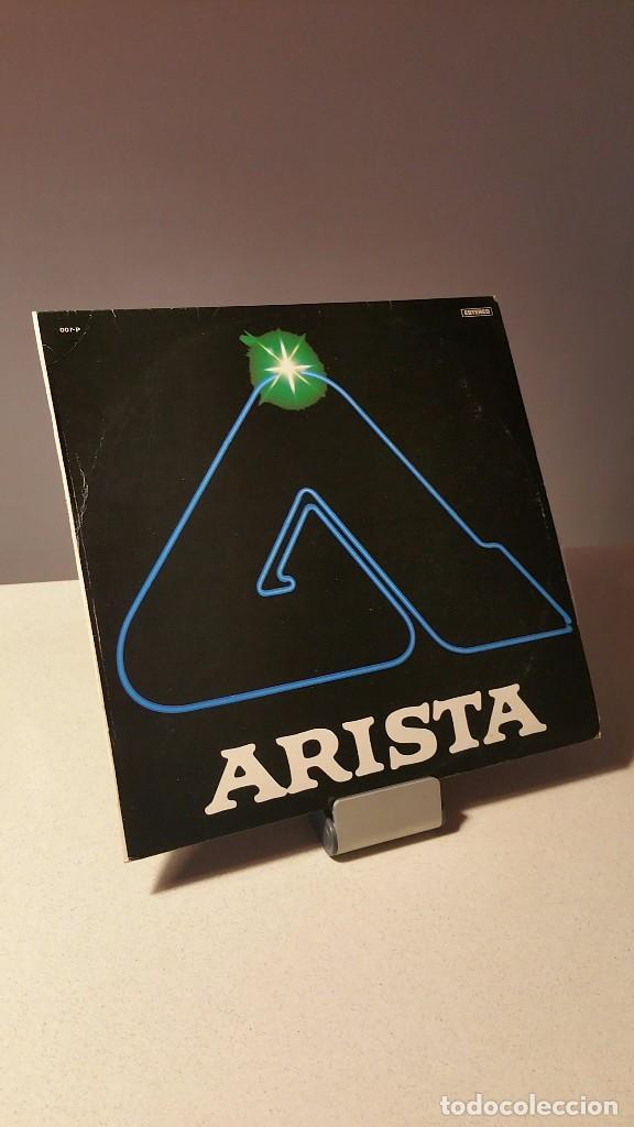 ARISTA VARIOS ARTISTAS PATTI SMITH OUTLAWS THE HEADHUNTERS... DISCO PROMOCIONAL LP (Música - Discos - LP Vinilo - Pop - Rock - New Wave Extranjero de los 80)