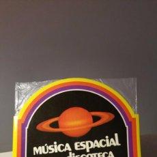 Discos de vinilo: MÚSICA ESPACIAL PARA DISCOTECA HOMENAJE A ELVIS MAXI . Lote 72363283