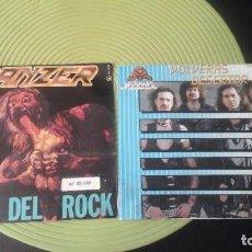 Discos de vinilo: LOTE 2 SINGLES DE PANZER. Lote 72388531