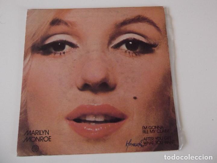 MARILYN MONROE - I'M GONNA FILE MY CLAIM (Música - Discos - Singles Vinilo - Bandas Sonoras y Actores)