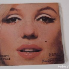 Discos de vinilo - MARILYN MONROE - I'm gonna file my claim - 72392011