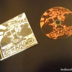 Discos de vinilo: CD EXTERMINIO DEMO 1984 - PUNK HARDCORE. Lote 98528906