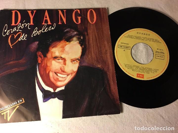 DISCO SINGLE VINILO DYANGO (Música - Discos - Singles Vinilo - Solistas Españoles de los 70 a la actualidad)