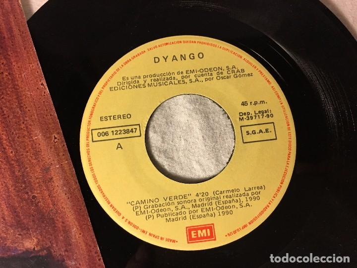 Discos de vinilo: DISCO SINGLE VINILO DYANGO - Foto 2 - 72404723