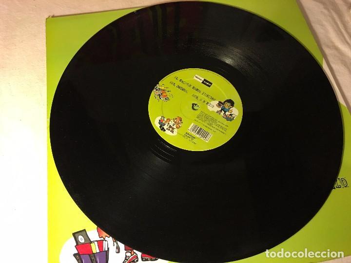 Discos de vinilo: DISCO MAXI SINGLE MC CHULO DJ GUARRO QUE PASA CONTIGO TIO BLANCO Y NEGRO - Foto 4 - 72408843