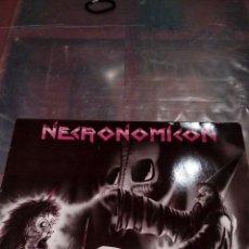 Discos de vinilo: NECRONOMICON -LP APOCALIPTHIC NIGHTMARE - MUY BUEN ESTADO. Lote 72430451