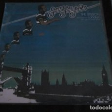 Discos de vinilo: JERRY LEE LEWIS - THE SESSION - LP - SPANISH EDITION FROM 1974.. Lote 72437763