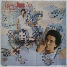 Discos de vinilo: GIANNI BELLA - NO (LP CBS 1978 ESPAÑA) CANTA EN ESPAÑOL E ITALIANO. Lote 72553895