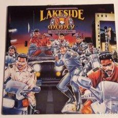 Discos de vinilo: LAKESIDE - MONEY - 1990. Lote 72596799