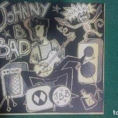 Discos de vinilo: JOHNNY B BAD - ANKAWA L.P.. Lote 72663487