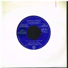 Discos de vinilo: GARCIA GIRAO - MADRE / LIMOSNA DE AMOR / TARDE DE OTOÑO EN PLETERIAS +1 - EP 1967 - PROMO. Lote 72682415