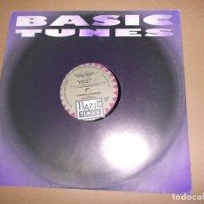 Discos de vinilo: CONTROL SYNTHESIZ (MX) ATLANTIC VOYAGER +3 TRACKS AÑO 1994 – EDICION BELGA. Lote 72696183