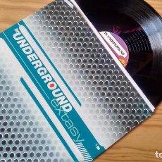 Discos de vinilo: MAXISINGLE (VINILO ) 12 DE UNDERGROUND. Lote 72710791