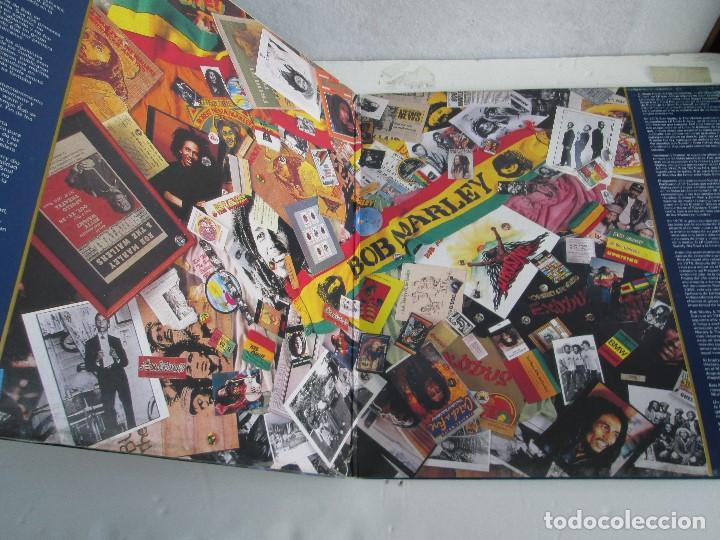Discos de vinilo: LEGEND THE BEST OF BOB MARLEY AND THE WAILERS. 1972-1981.DISCO DE VINILO. VER FOTOGRAFIAS ADJUNTAS - Foto 3 - 72710935